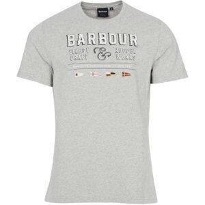 Camiseta Barbour rope marl 2