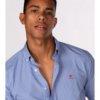 Camisa Harper & Neyer Amberes Azul 2