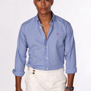 Camisa Harper & Neyer Amberes Azul 1