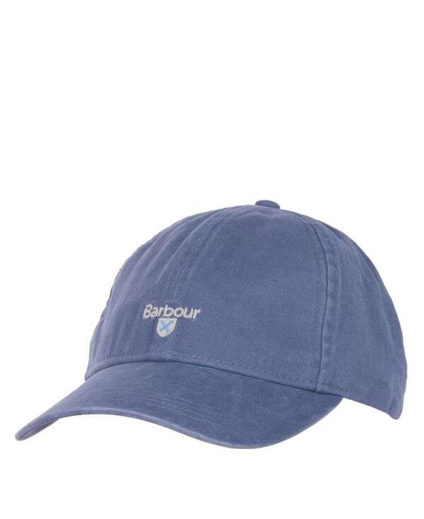 Gorra Barbour cascade lavado azul 1