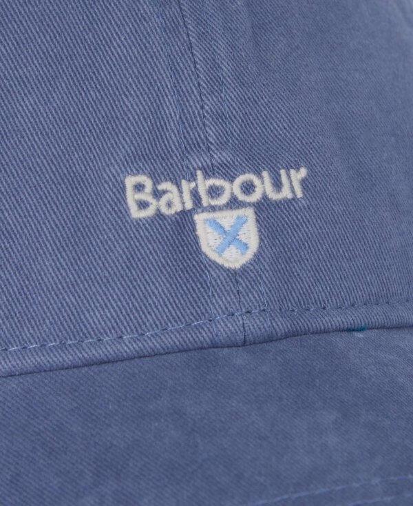 Gorra Barbour cascade lavado azul 3