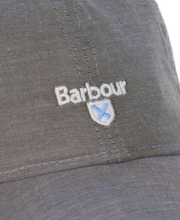 Gorra Barbour ellerton khaki 3