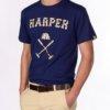 Camiseta Harper & Neyer Sailing marino 1
