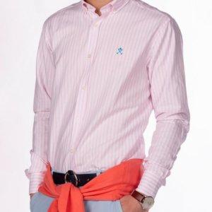 Camisa Harper & Neyer Seul rosa 1