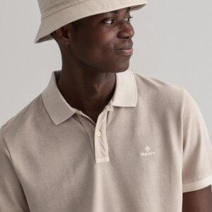 Polo Gant Putty beige 2