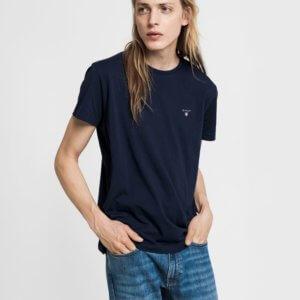 Camiseta Gant Evening marino 2