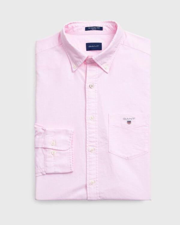 Camisa Gant Light rosa 1
