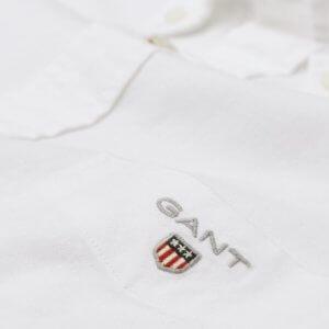 Camisa Gant Hamptons blanca 2