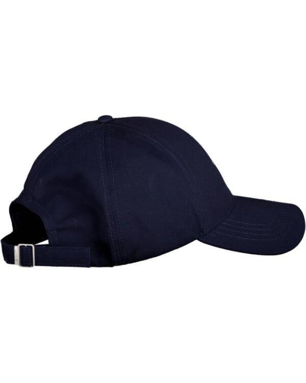 Gorra Gant marino logo 2