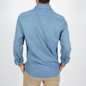 Camisa Scotta 1985 estructura denim 2