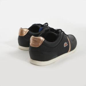 Zapatillas Lacoste Mujer Rey Sport negro 2