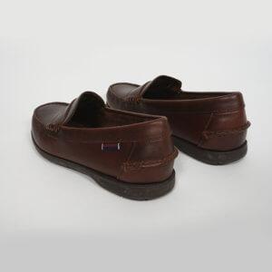 Zapatos Sebago Thetford marrón 2
