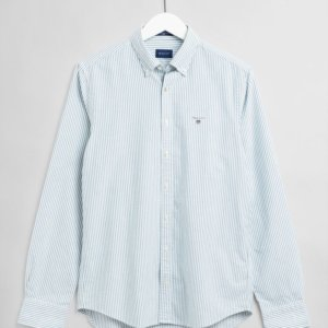 Camisa Gant oxford raya verde 1