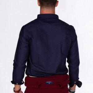 Camisa H&N loring oxford marino 2